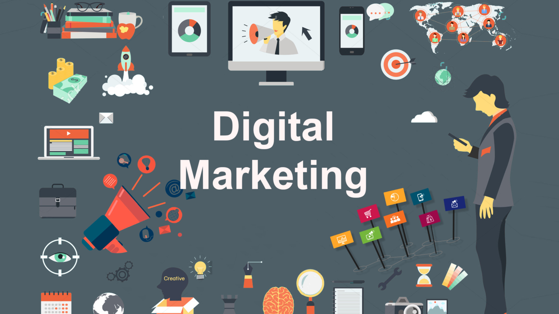 Top 5 Digital Marketing Trends in 2018