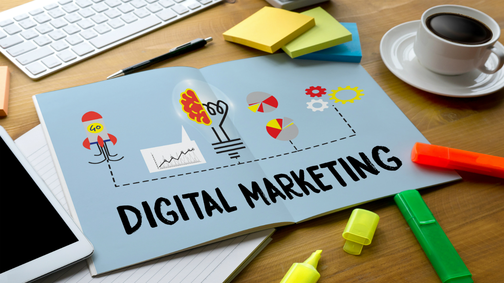 Digital Marketing: The Ultimate Way to Boost Your Business