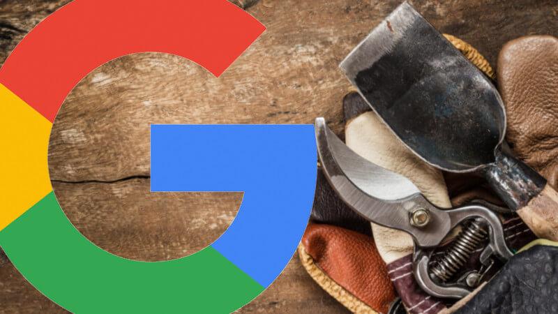 Google's URL inspection tool