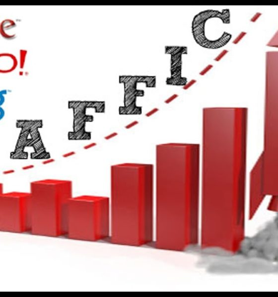 Promote Website Traffic