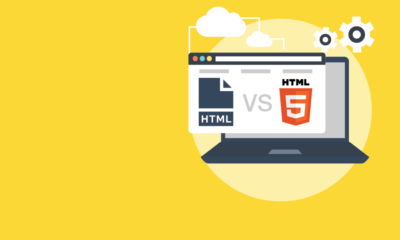 What is the difference between HTML and HTML5