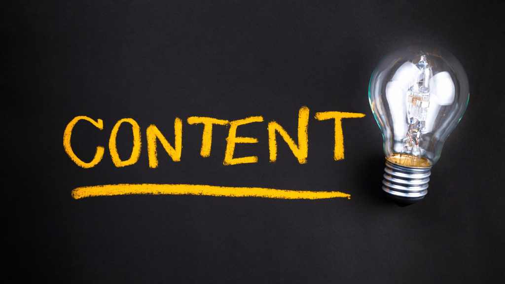 Content Generation Strategy