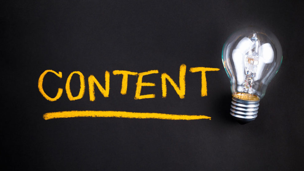 What Is The Secret To Proper Content Generation?