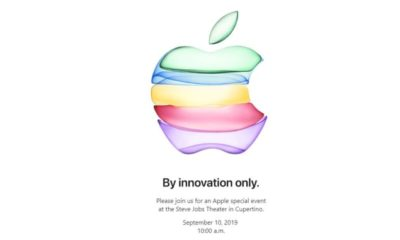 Apple Sends Invites For Its New Launch On 10th September 2019