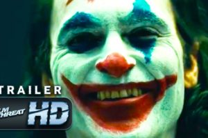 Joaquin Rafael Phoenix Talks About Joker Trailer