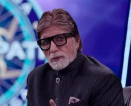 "Two Bollywood Stars knew the Answer of Rs.1 Crore Question of ""KBC""."