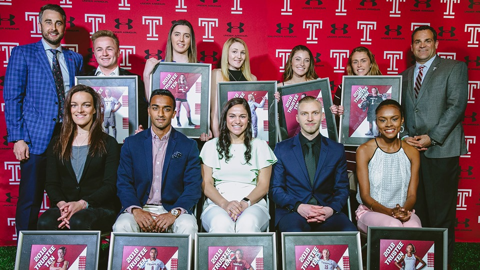 Temple athletes Honoured by American Athletic Conference -Here's everything you wants to know..!!