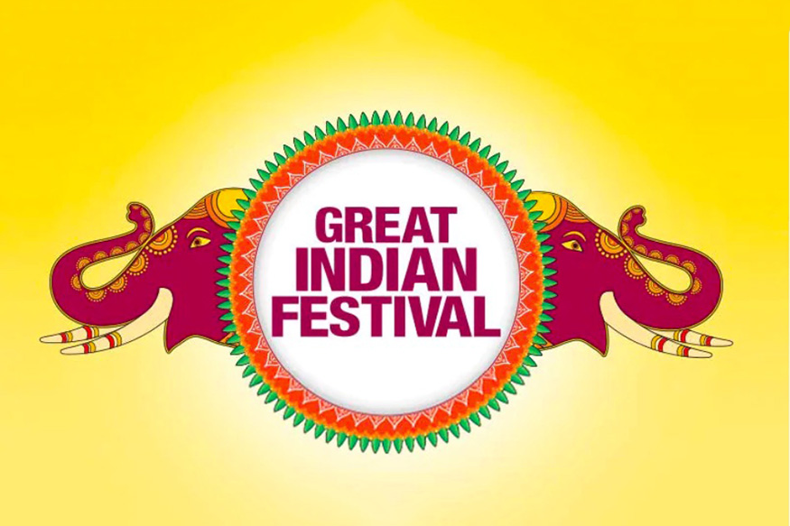 Amazon Has Announced The Great Indian Festival Sale For 2019