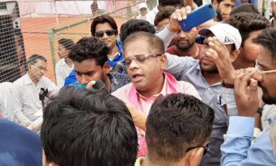 Amit Jogi arrested