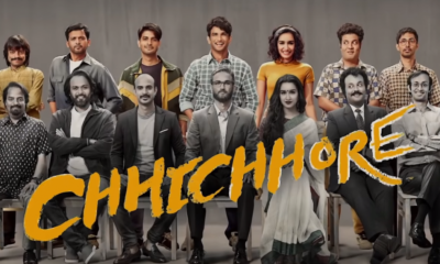 Day 1st Collection of Box Office Movie (Chhichhore) goes Well