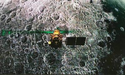 The Hope Of People Floats Again As Orbiter Spots Chandrayaan 2