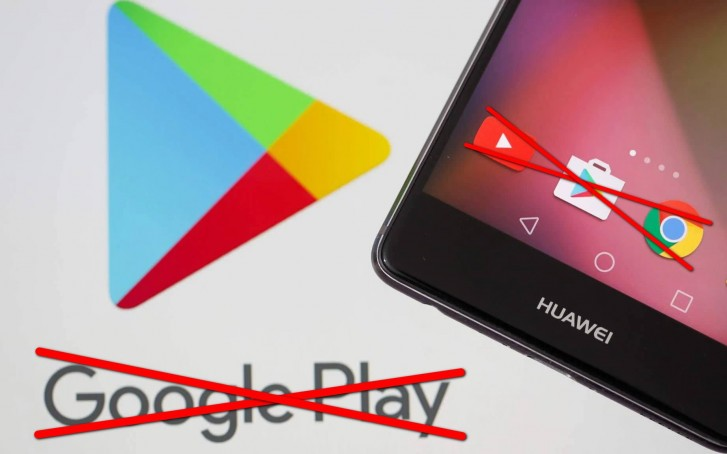 Huawei Mate 30 and Mate X will run Without Play Store and Other Apps