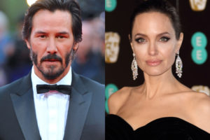 Keanu Reeves And Angelina Jolie: Are They Dating Or Is It A False Rumor