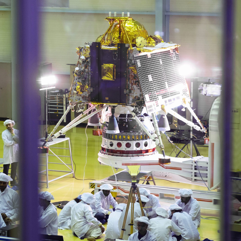 The Hope Of People Floats Again As Orbiter Spots Chandrayaan 2The Hope Of People Floats Again As Orbiter Spots Chandrayaan 2