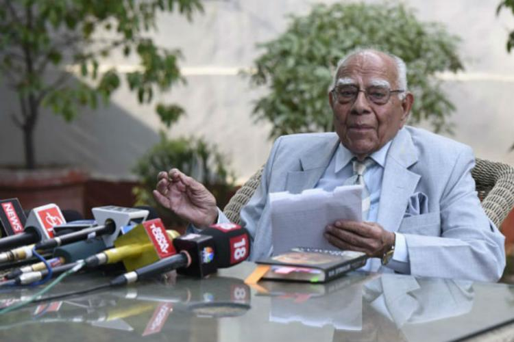 Ram Jethmalani Passes Away, at age of 95 (Bollywood Mourns)