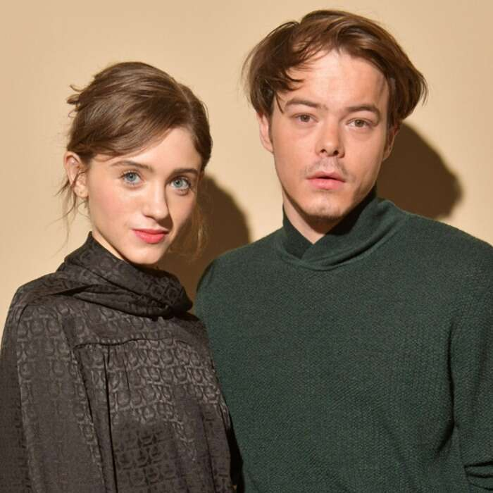 Stranger Things Star Natalia Dyer And Charlie Heaton's Relationship Story Is Magical Than Eleven's Power's, See Here