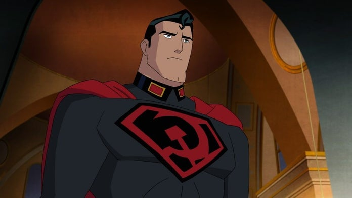 Superman: Red Son Cast and First Image Releases-see here...!!!