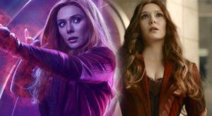 Avengers' star Elizabeth Olsen explains