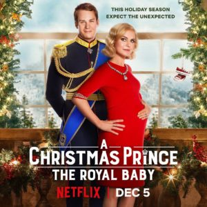 Here's All You Need To Know About Netflix Holiday Season's Release A Christmas Prince The Royal Baby4