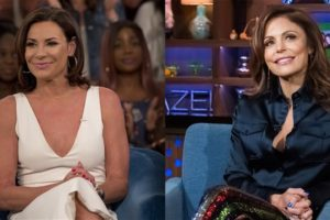 Luann De Lesseps Says That The 'Real Housewives' Stars Are 'Relieved'