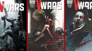 Netflix Set To Release V-Wars, A Series Based On Vampires And A Doctor's Fight Against Them