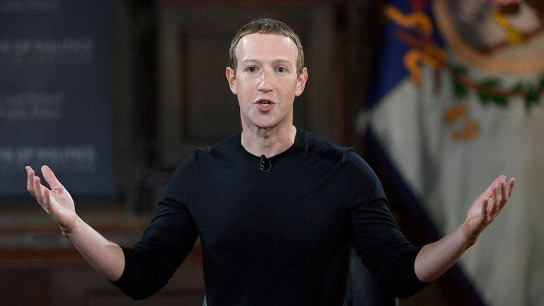 The Facebook CEO Mark Zuckerberg Thinks That People And Not The Tech Firms Should Have A Say In What Is Credible And What Is Not