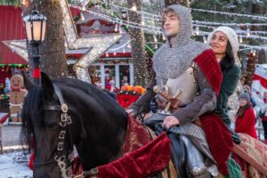 "The Release Date, Plot, Cast And Trailer For ""The Knight Before Christmas"" Is Out"