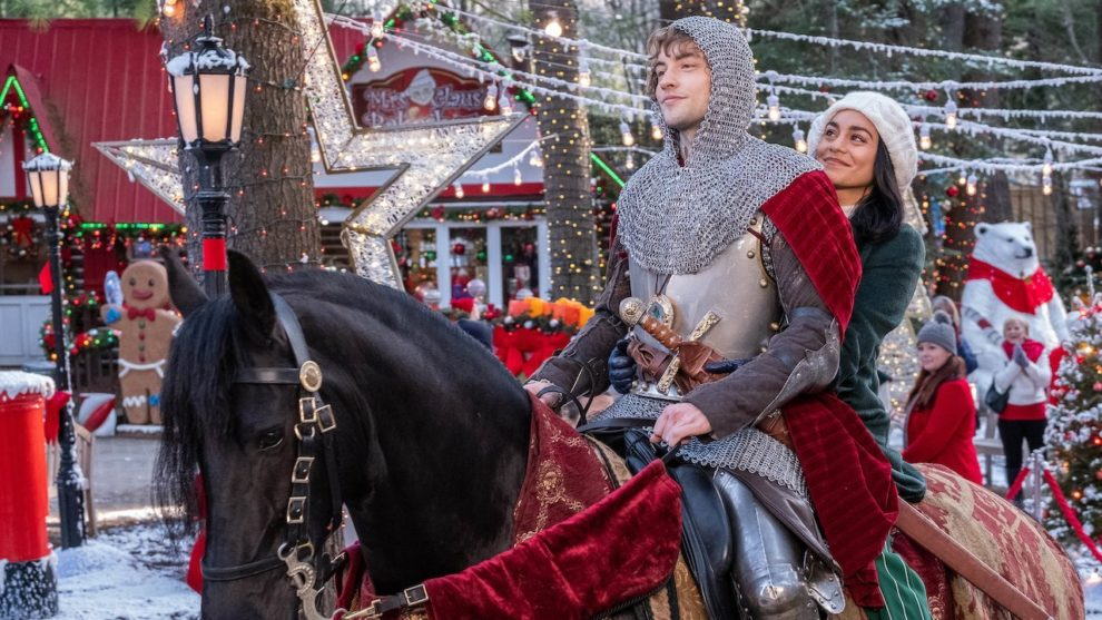 """The Release Date, Plot, Cast And Trailer For """"The Knight Before Christmas"""" Is Out"""