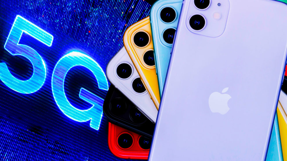 Apple 5Gs Phones Going to be Powered by First 5 Nanometer Chips of Iphone