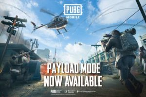 Helicopters And Airstrikes Are Added To Payload Mode PUBG Mobiles""