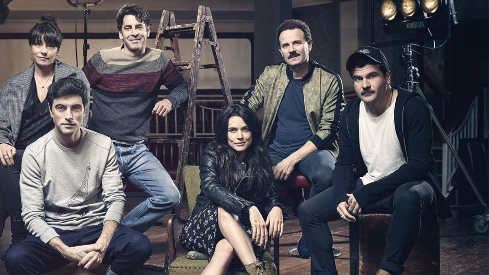 "Renewal for Season 2 of ""Hache"" at Netflix: Spanish Series"
