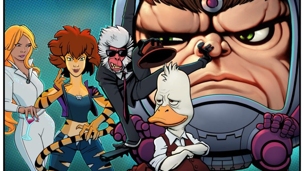 Howard The Duck, Tigra And Dazzler All Are Dead At Hulu