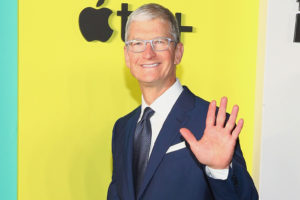 The CEO Of Apple Tim Cook To Pay Fall 26 Percent To $11.6 Million