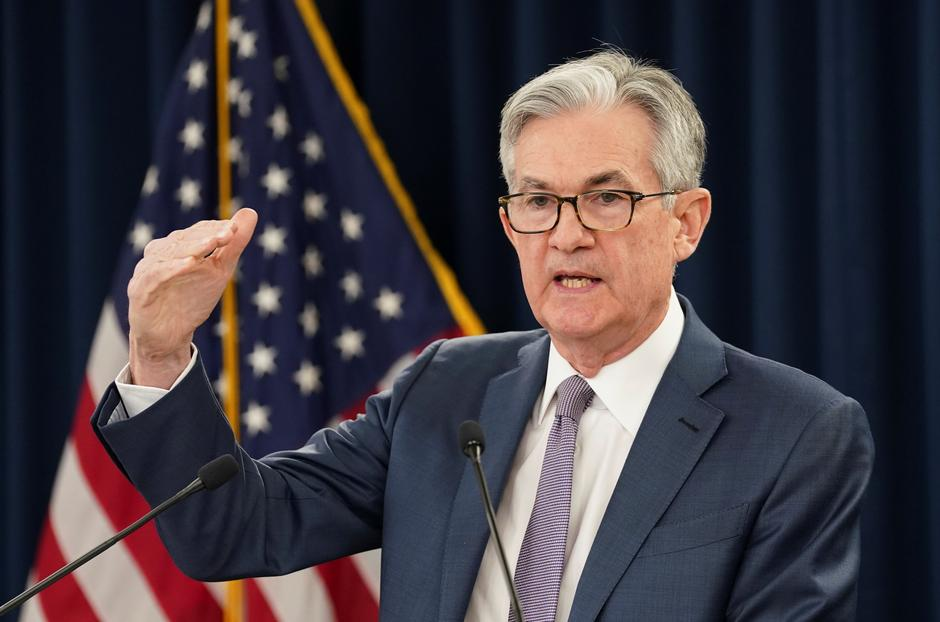 Over The Coronavirus Responses, Trump Attacks Federal Reserve's Powell