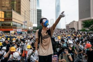 Threat Of Our Times: Ddos Attacks Against Hong Kong Protesters