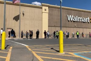 Walmart Just Hired 150,000 Workers. It's Hiring 50,000 More As Coronavirus Continues