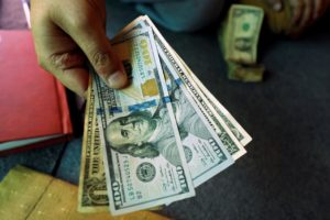 Dollar edges up, yen falls as Risk appetite has been boosted due to lockdown