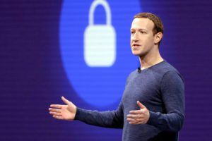 Facebook CEO Mark Zuckerberg: Social networking site has a high bar to remove content