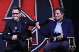 Mark Ruffalo: Hulk in the Avengers remembered the time when Robert Downey convinced him to play the role of Hulk