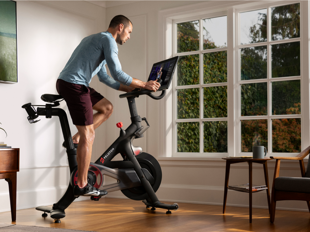 Peloton is Trending and Here's How You Can Take Part