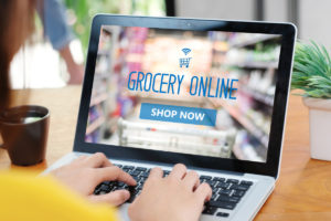 Why Online Grocery Shopping Is The Hottest Upcoming Trend