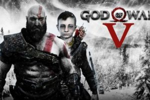 God of War 5 PS4 & X Box