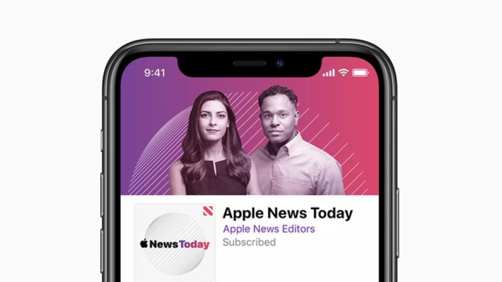 Apple Launching Its New News Podcast To Compete With Other Platforms