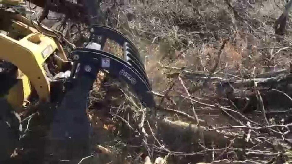 Skid Steer Root Rake Features & Benefits