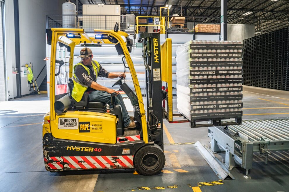 Making The Most Of Your Warehouse Storage Space