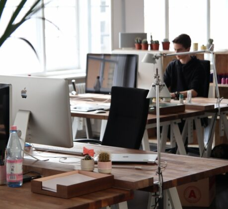 6 Ways To Design A Productivity Boosting Office Space