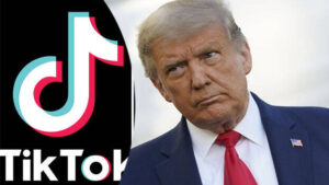 US Federal Judge Temporarily Blocked The Order Of Trump's Tiktok Ban