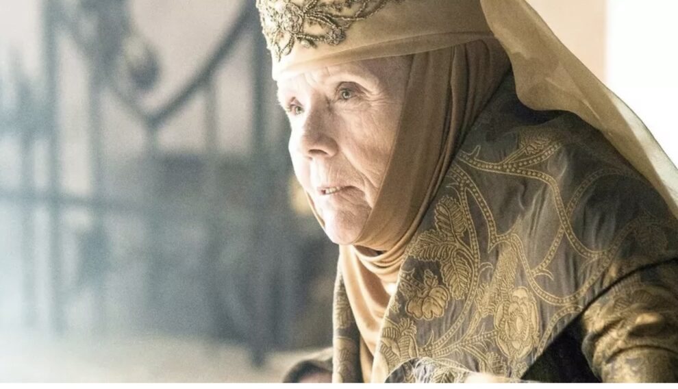 """Hollywood paid homages to """"Game of Thrones"""", """"James Bond"""" and """"Avengers"""" star: Diana Rigg"""