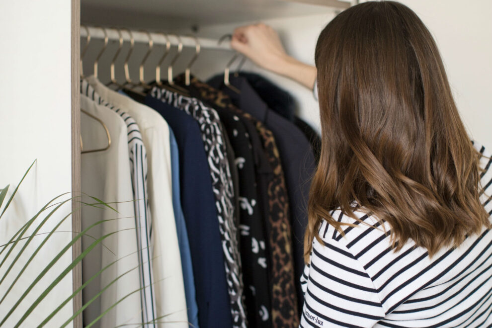 Pro Tips to Organise Your Wardrobe