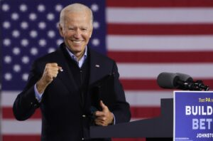 Joe Biden Wins US Presidency, Celebrities React: The People Have Spoken